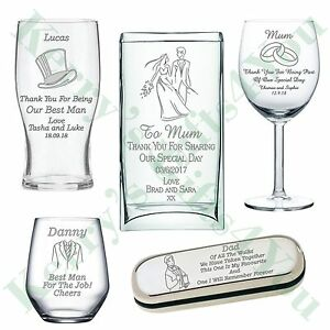 Personalised Wedding Usher Gifts : ... -Wedding-Gifts-Best-Man-Gifts-Usher-Gifts-Bridesmaid-Engraved-Gift