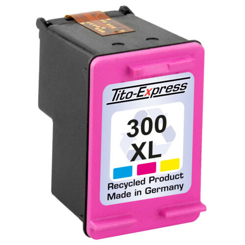 2 Cartridges For HP 300 XL Black /& Color 4272 D 2566 4240 4213 4250