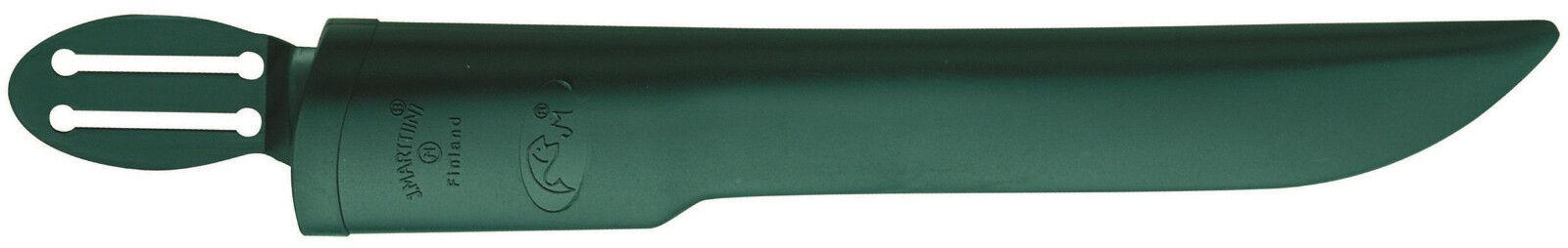 FINLANDAIS Plastique-fourreau découpe couteau, longueur: 19 cm inoxydable, Plastique-fourreau FINLANDAIS MARTTIINI e56ee4
