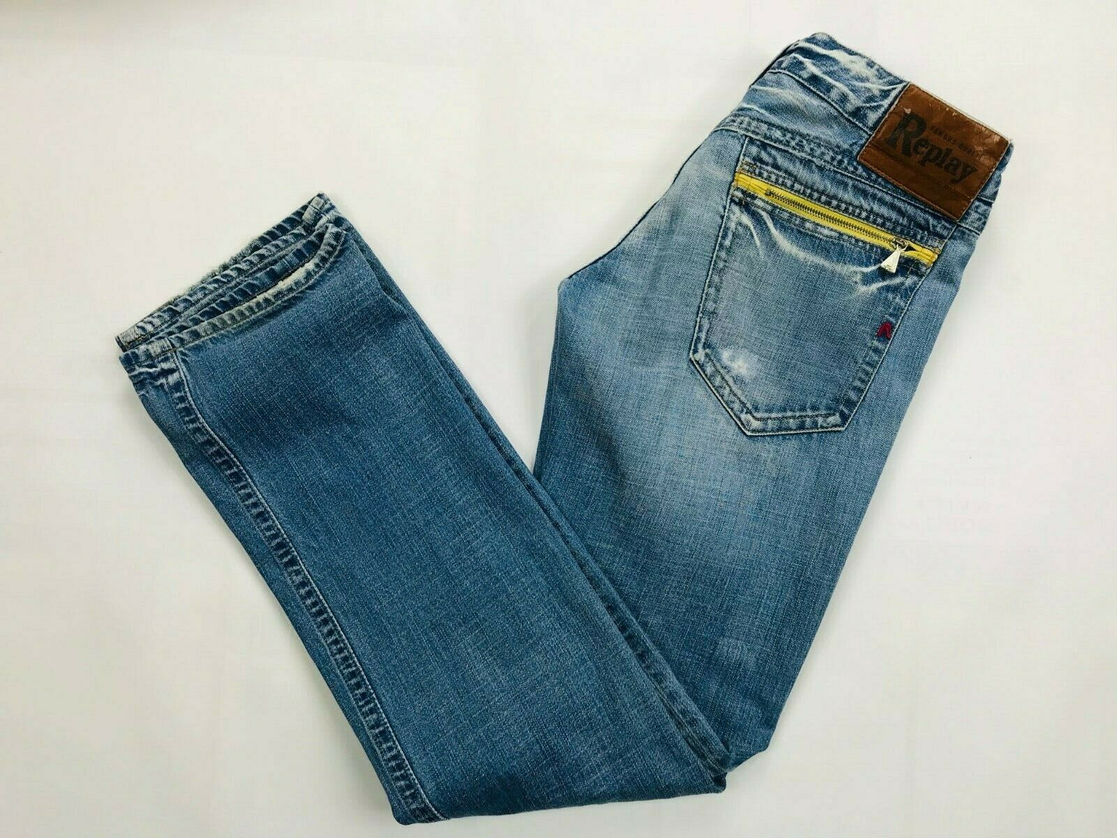 Womans Replay Jeans SIZE 30x34