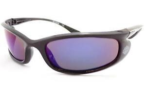 Blu Sole Nero Occhiali Harley Davidson Da Brillante Avvolgenti 2IWEH9DY