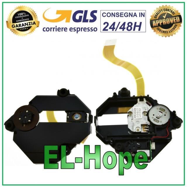 GRUPPO OBIETTIVO LENTE OTTICA LASER KSM-440ADM CONSOLE SONY PS1 PLAYSTATION 1