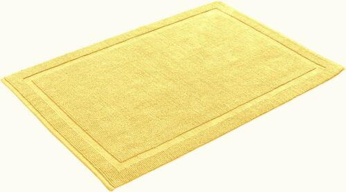 Tapis uni 50x70 cm natte tapis de bain tapis natte duschmatte