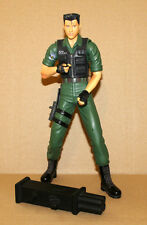 Resident Evil Biohazard Chris Redfield  Action Figure Moby Dick