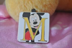 Disneyland-Disney-Mystery-Alphabet-Collection-Letter-M-Mickey-Mouse-LR-2015