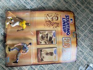 1989 Reggie Jackson Don Drysdale Starting Lineup Figurines
