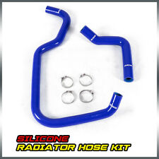 Silicone Hose Clamps Kit Blue Fit For 2007 2013 Chevrolet Silverado 1500 Fits Chevrolet