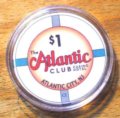 2012 Revel Casino Chip $1 New Jersey Atlantic City