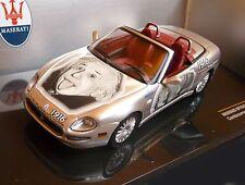 Maserati Spyder Cambiocorsa 2002 * Einstein  * IXO 1:43 _