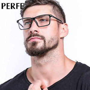 Ultralight-TR90-Men-Retro-Optical-Glasses-Square-Myopia-Glasses-Frame-New