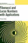 Fibonacci and Lucas Numbers with Applications by Thomas Koshy (Hardback, 2001)