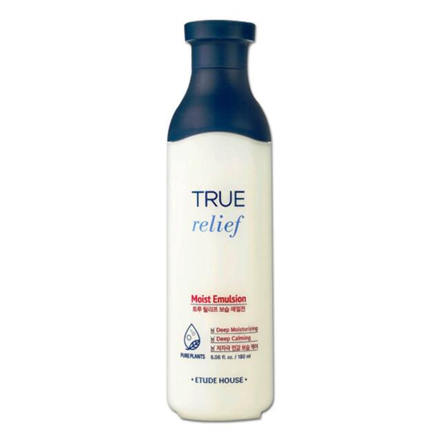 *Etude House* True Relief Moist Emulsion 180ml  -Korea cosmetics