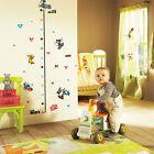 Children Height Growth Chart Measure Mickey Mouse Wall Sticker Decor Kids Art