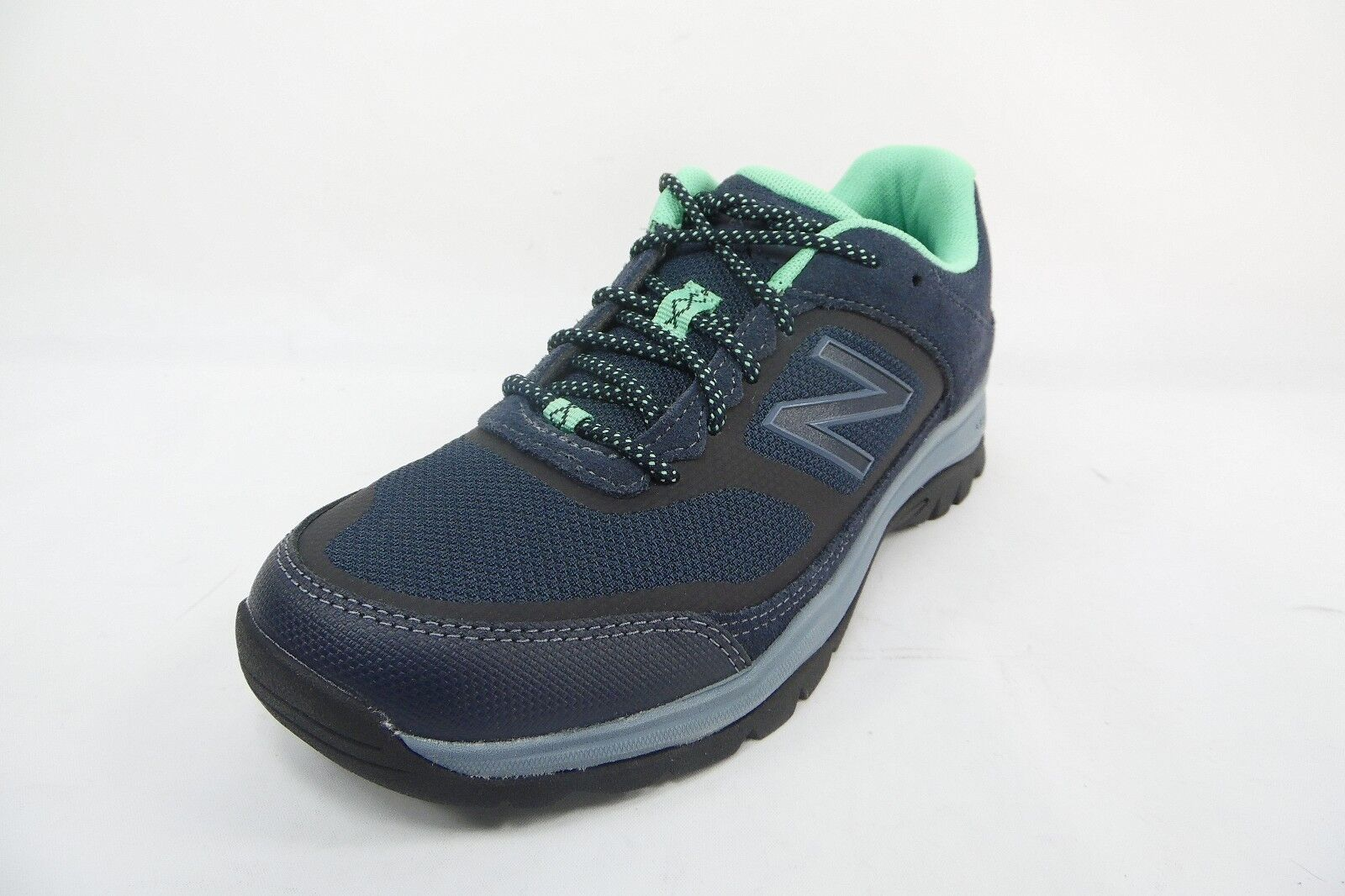 New Balance Women's WW669V1 Walking Shoe Gray Size 6D WW669GR