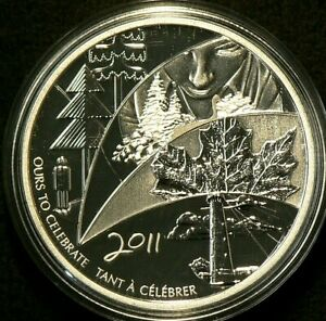 2011-Royal-Canadian-Mint-Medal-For-Employees-Silver-99-99-3229