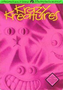 Krazy-Kreatures-Authentic-Nintendo-NES-Game