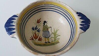 Decorative Arts Frank Henriot Quimper France Ceramics