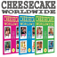 3-x-CHEESECAKE-Worldwide-Vinyl-Records-Album-Covers-Worldwide-Lot-3-Books miniatura 1