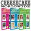 3-x-CHEESECAKE-Worldwide-Vinyl-Records-Album-Covers-Worldwide-Lot-3-Books