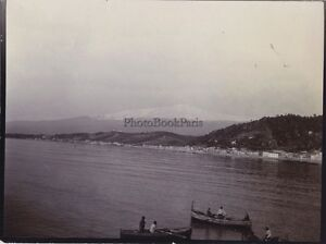 Taormina-E-Etna-Italia-Vintage-Citrato-Foto-H-B-Tate-1904