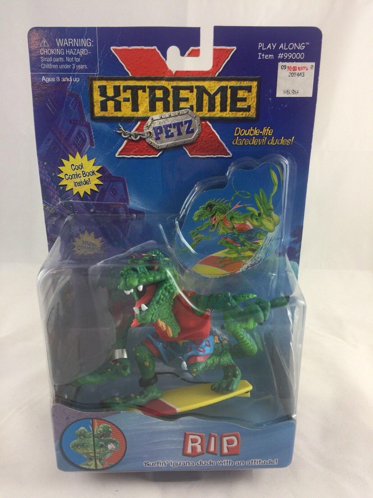 Xtreme petz - actionfigur selten verschlossen