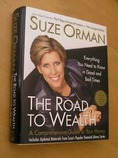Suze Orman The Road To Wealth Everything You Need To Know In Good and Bad Times