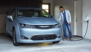 Image Is Loading 2017 2019 Chrysler Pacifica Hybrid Home Charging Station