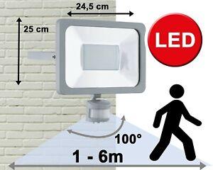 LED-Esterno-Faretto-con-Sensore-di-Movimento-Calice-Luce-a
