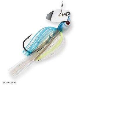 NEW 1//2 oz CB-PZ12-03 Z-MAN Chatter Bait Project Z Series Ez Skirt Mustad Hook
