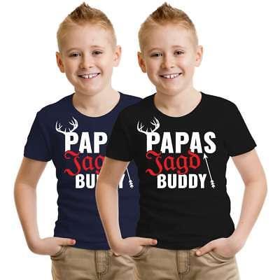 Kinder T-Shirt Papa /& Tochter Gr/ö/ße 86-164