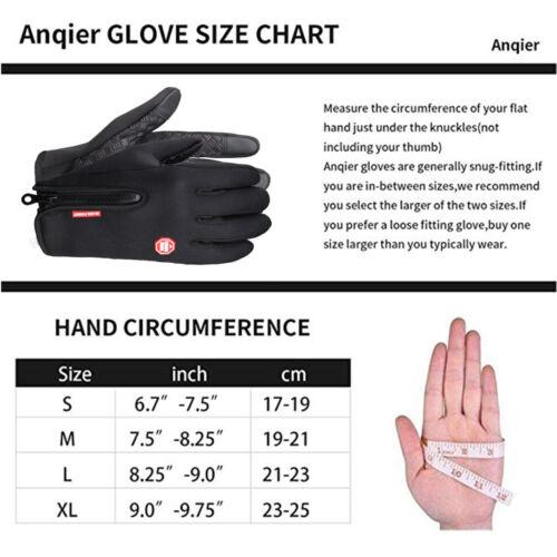 Premium Winter Gloves Shrink Resistant Improved Dexterity Tough Excellent Grip