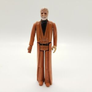 Vintage-Star-Wars-Obi-Wan-Kenobi-Action-Figure-1977-Kenner-Original-First-12