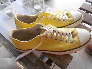 converse 19 gialle