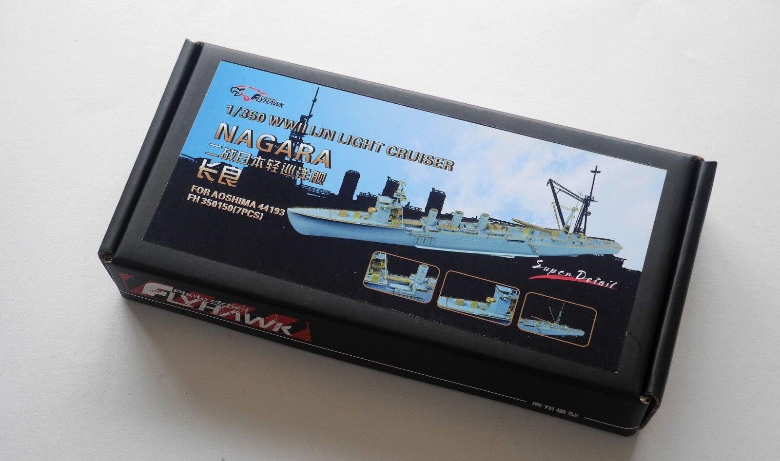 Flyhawk FH350150 1 350 IJN Light cruiser Nagara for Aoshima
