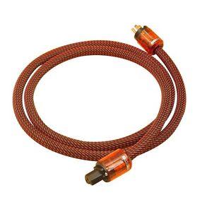 Hi-End-Hi-Fi-FURUKAWA-Audio-Power-Cable-Cord-US-Plug