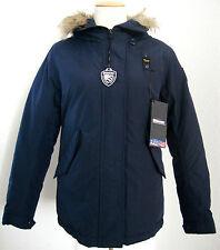Blauer estados unidos plumón abrigo chaqueta cazadora señoras con capucha Navy talla M nuevo con denominaremos