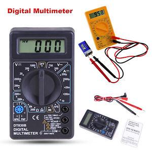 LCD-Display-Digital-Multimeter-AC-DC-10A-750-1000V-Amp-Volt-Ohm-Tester-Meter