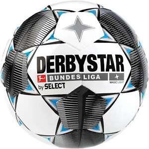 DERBYSTAR Bundesliga Magic Fußball Light (350g) Jugend-Trainingsball 1867