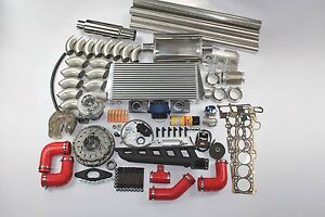 Bmw E30 E36 E46 M50 M52 M52tu M54 Turbo Kit High Power Set
