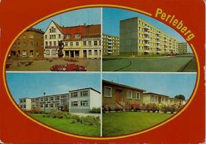 AK-0011PM-Perleberg-Brandenburg-Grosser-Marktplatz-Geschw-Scholl-Oberschule