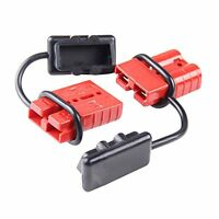 Aurelio Tech Universal 6-10 Awg 120a Battery Connect Quick Connector Plug For 12 on sale