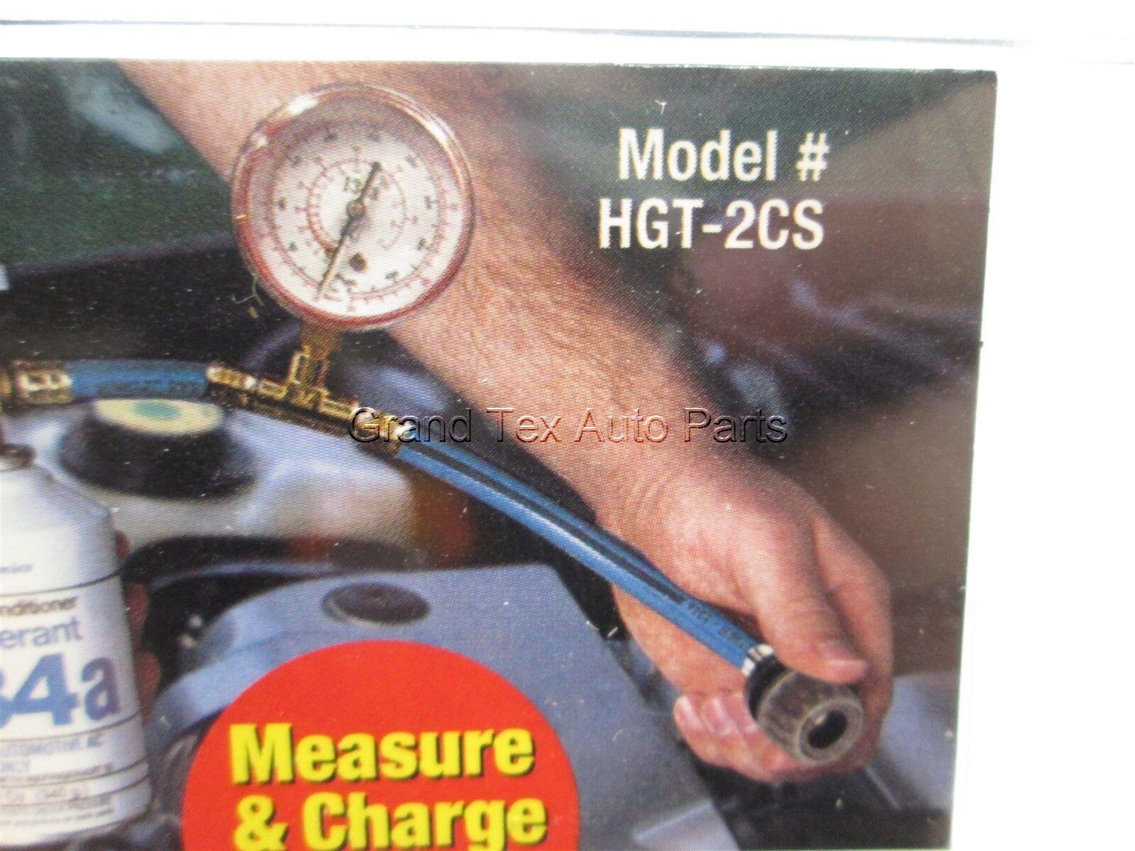Interdynamics R-134a Recharge /& Measuring Kit