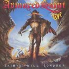 Saints Will Conquer by Armored Saint (CD, May-1994, Metal Blade)