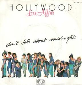 "7"" Single: Hollywood Love Affair - Don't Talk About Midnight - Münster, Deutschland - 7"" Single: Hollywood Love Affair - Don't Talk About Midnight - Münster, Deutschland"