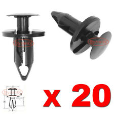 ATV TRIM CLIPS HONDA TRX 650 680 500 450 400 350 300 250 PLASTIC PUSH RIVET X20