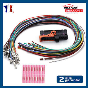 Connecteur-Cable-Faisceau-Porte-Avant-Arriere-Alhambra-Sharan-Caddy-EOS-Touareg