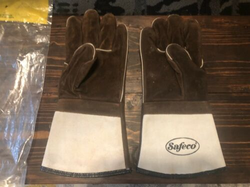 Safeco Welding Gloves Size L Safety Protection Gloves Made In Canada