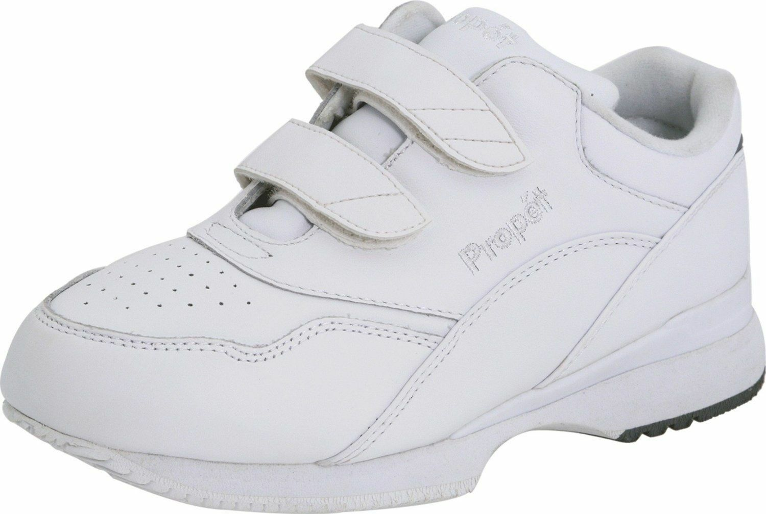 Propet Walker Sneaker Leather Orthopedic Comfort  Chaussures  5 XX(4E)  #34
