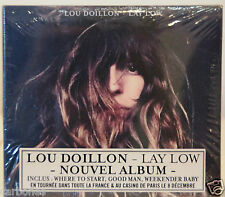 nouvel album Cd LOU DOILLON Lay Low neuf 10/2015 edition digipack Where to Start