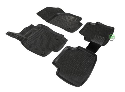 RMVW320 3D Gummimatten Gummifußmatten für VW ARTEON ab 2018 4tlg